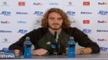 """Masters: Tsitsipas: """"Ce tournoi est historique et je suis fier d'être en finale"""""""