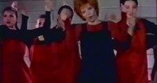 Mylene Farmer - Je t'aime melancolie. VTS. TF1, Fevrier 1992
