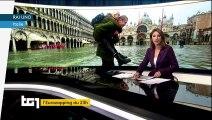 L'Eurozapping du 23h : Cyber-attaque en Grande-Bretagne, Venise sous les eaux