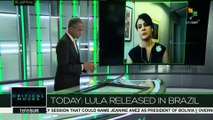 Critical Moves: Lula Released in Brazil