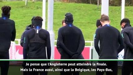 Thierry Henry donne ses favoris pour l'Euro 2020