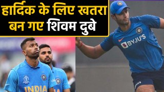 Hardik Pandya finds new Competition in Shivam Dube for Team India spot | वनइंडिया हिंदी