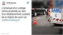 Lyon. Un employé se pend dans un collège