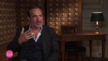 J'accuse - Interview cinéma de J. Dujardin, E. Seigner, G. Gadebois et L. Garrel