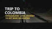 Venezuelans make 1,720km round trip to buy groceries