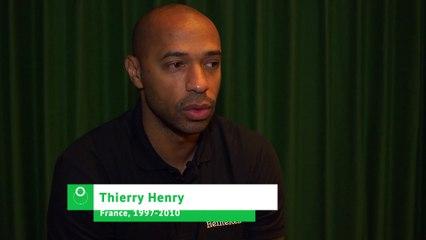 Thierry Henry comprend pourquoi Deschamps fait confiance à Giroud