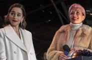 Emilia Clarke and Dame Emma Thompson's 'Last Christmas' karaoke session