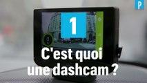 Dashcam : la caméra qui peut faire baisser le prix de votre assurance voiture