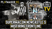 Fan TV | Newcastle legend Malcolm Macdonald offers advice to Magpies' misfiring strikers
