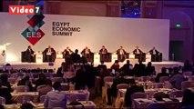 قمة مصر الاقتصادية تقدم 41 توصية للنهوض بالقطاعات المختلفة