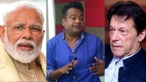 Deepak Kalal wants Narendra Modi & Imran Khan to Kiss | EXCLUSIVE INTERVIEW | FilmiBeat