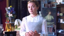 "Little Women with Florence Pugh - ""Economic Proposition"" Clip"