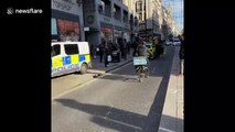 Passenger incident prompts closure of Oxford Circus underground station in London