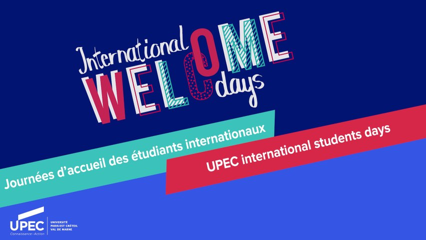 International Welcome Days 2019