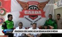 Ojek Online Kecam Serangan Bom Bunuh Diri di Medan