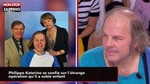 Philippe Katerine se confie sur l'étrange opération qu'il a subie enfant (Vidéo)