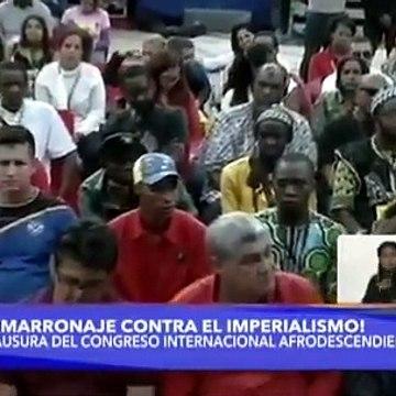 DISKOU MOISE JEAN CHARLES DEVAN PREZIDAN VENEZUELA NICOLÁS MADURO LI MANDE PADON POU PÈP AYISYEN AN