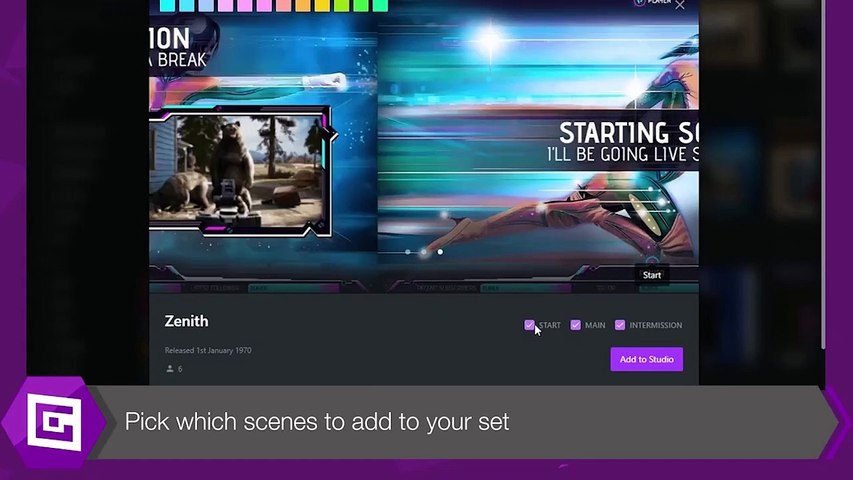 XSplit x Den of Geek: Upping the Streaming Game