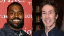 Kanye West to Take the Stage With Megachurch Pastor Joel Osteen
