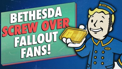 Another HUGE Fallout 76 Controversy - Bethesda Rip Off Fallout Fans