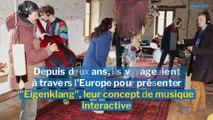 «Eigenklang» : l'étonnant projet d'Allemands installés à Pouilly-sur-Vingeanne