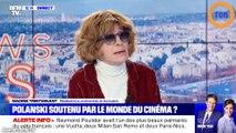 Nadine Trintignant défend Roman Polanski avec des arguments qui choquent