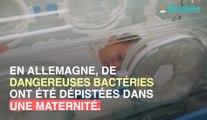 Maternité : de dangereuses bactéries contaminent le linge de nouveaux-nés !