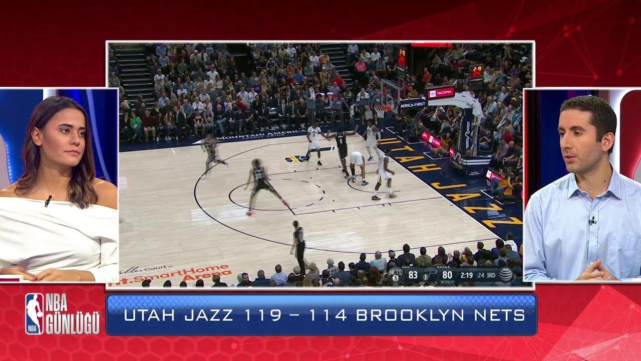 NBA Günlüğü | 13.11.2019