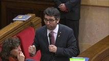 """El conseller Puigneró, sobre los cortes en la AP-7: """"Los peores cortes de carretera son los estructurales"""""""