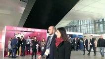 """Raggi - Convention Centre """"La Nuvola"""" abbiamo presentato FUTOUROMA (13.11.19)"""