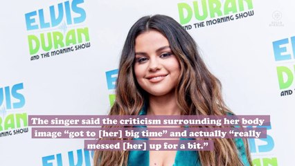 Selena Gomez opened up about the body-shaming that made her want to quit social media, and it's not okay