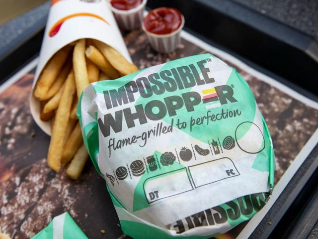 Burger King Puts Impossible Burger on the Kids' Menu, Tests More Plant-Based Options