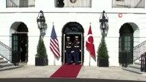 - Cumhurbaşkanı Erdoğan Beyaz Saray'da