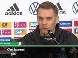 """Bayern - Neuer : """"Un retour de Guardiola ? Je ne commente pas les rumeurs"""""""