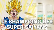 DRAGON BALL SUPER : Kaioken Pro-V, le shampoing des Saiyens