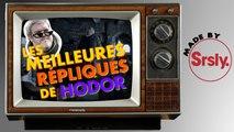 GAME OF THRONES : Les meilleures répliques d'Hodor !