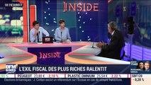 L'exil fiscal des plus riches ralentit - 13/11
