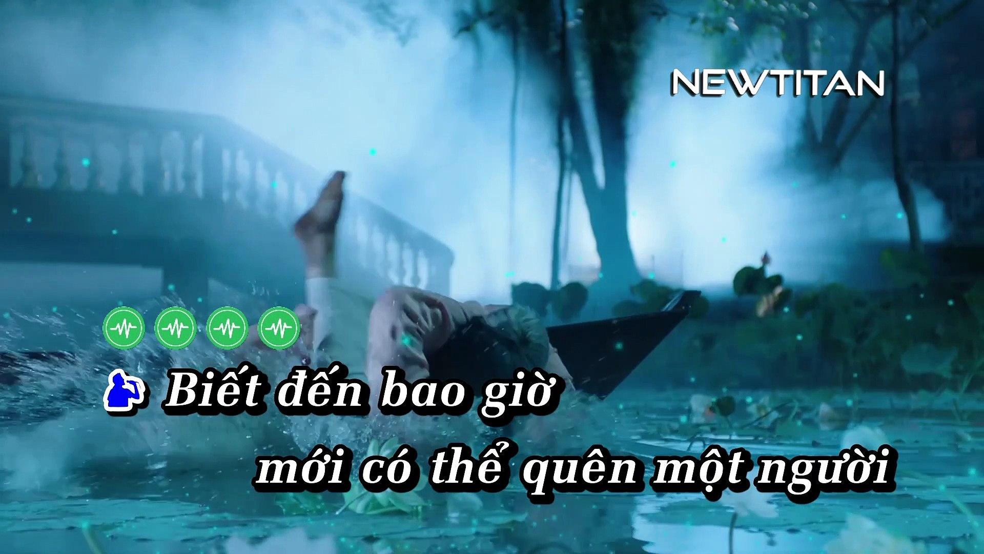 [Karaoke] Tự Tâm - Nguyễn Trần Trung Quân [Beat Gốc]