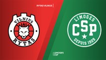 Rytas Vilnius - CSP Limoges Highlights | 7DAYS EuroCup, RS Round 7