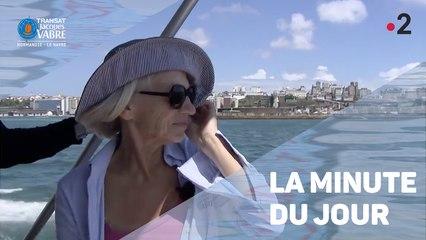 TRANSAT JACQUES VABRE - Minute du jour France Télévisions - 13 /11/2019