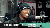 What Caused Jacquees to Label Himself as the King of R&B?