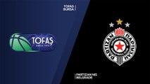 Tofas Bursa - Partizan NIS Belgrade Highlights   7DAYS EuroCup, RS Round 7