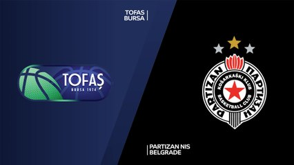7Days EuroCup Highlights Regular Season, Round 7: Tofas 82-72 Partizan