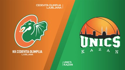 7Days EuroCup Highlights Regular Season, Round 7: Olimpija 81-76 UNICS