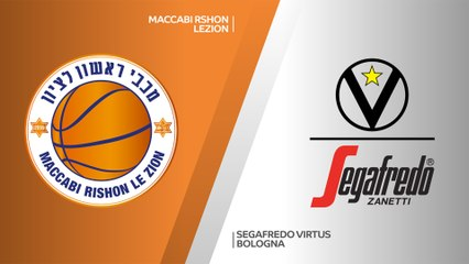 7Days EuroCup Highlights Regular Season, Round 7: Rishon 79-85 Virtus