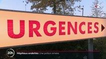 Hôpitaux endettés : les pistes d'économies envisagées