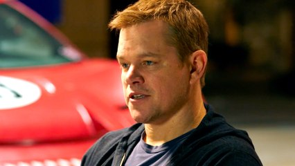 Ford v. Ferrari with Matt Damon - Misfits