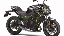 2020 Kawasaki Z650 ABS First Look Preview