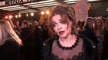 "Helena Bonham Carter ""freaked out"" at role in The Crown"