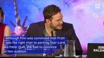 Chris Pratt Auditioned for the Role of Captain America